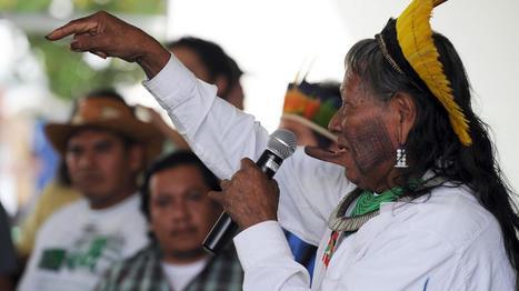 VIDEO. La rébellion des Indiens au Brésil   Une seule Terre pour tous - Only one Earth for all   Scoop.it