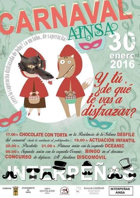 Carnaval à Ainsa le 30 janvier | Vallée d'Aure - Pyrénées | Scoop.it