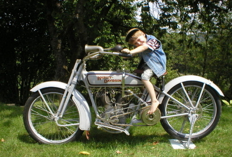 antique motorcycle part | Transportation | Scoop.it