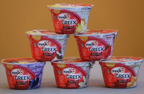 General Mills makes big push in Greek yogurt | International Dairy Market Insights | Scoop.it