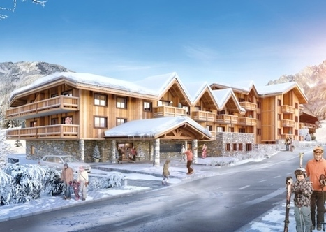 A new development in Chamonix by MGM | Hôtellerie | Scoop.it