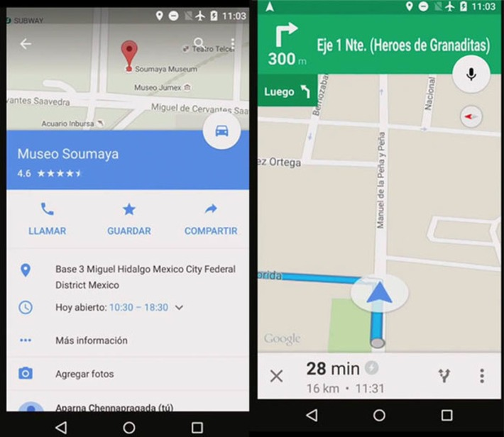 "Google I/O : Google Maps, Youtube et Chrome passent en offline | Veille Techno et Informatique ""AutreMent"" 