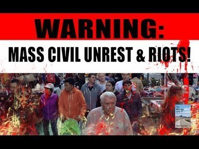 "ALERT! Government Trained to Kill ""Unarmed Civilians"". Warning for Ferguson! - YouTube 