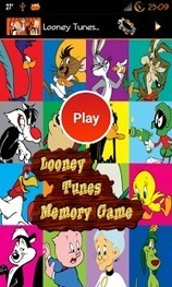 Looney Tunes Memory Game - Android Apps on Google Play | My first Android game | Scoop.it