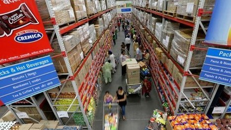 Wal-Mart Drops Ambitious Expansion Plan for India | Takin Care of Business | Scoop.it