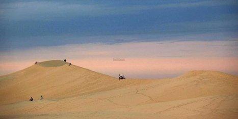 Bassin d'Arcachon : la dune du Pilat est plus haute de 30 centimètres | Topographie | Scoop.it
