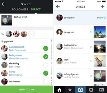 Will Your Business Use the New Instagram Direct? - | Social Media Madness | Scoop.it