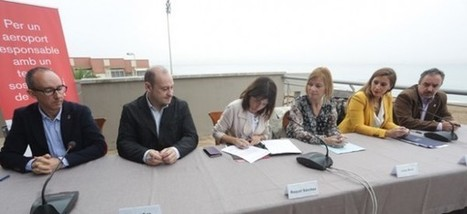 Alcaldes i alcaldesses del delta del Baix Llobregat, demanen un aeroport més responsable i sostenible | #territori | Scoop.it