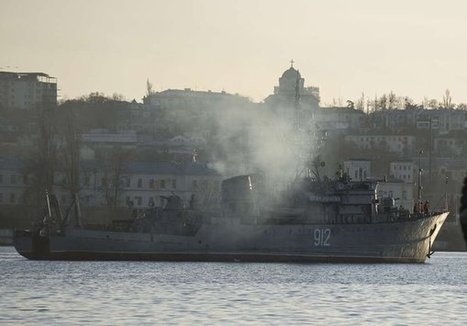 Russian forces expand control of Crimea - Philly.com   Research Capacity-Building in Africa   Scoop.it