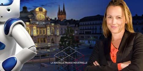 La cité des objets connectés s'installera à Angers en avril 2015 | technews | Scoop.it