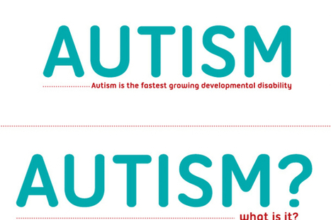 36 Good Autism Awareness Campaign Slogans - BrandonGaille.com | K-12 Maths | Scoop.it