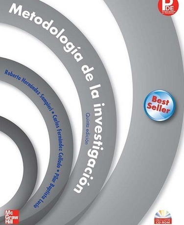 Metodología de la investigación, 5ta Edición – Roberto Hernández Sampieri | FreeLibros | Investigación en educación matemática | Scoop.it