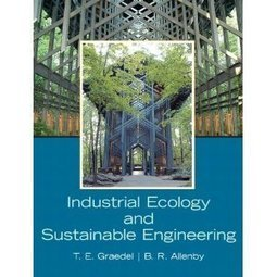 industrial ecology and sustainable engineering graedel pdf