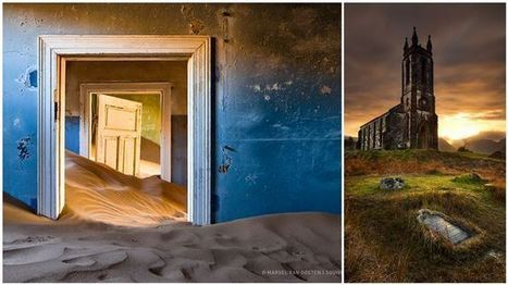 20 Abandoned Locations That Are as Breathtaking as They Are Eerie | Inspirational Photography to DHP | Scoop.it
