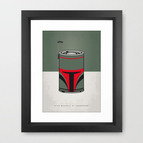Combining Star Wars with the Art of Andy Warhol | Essence of Design | Scoop.it