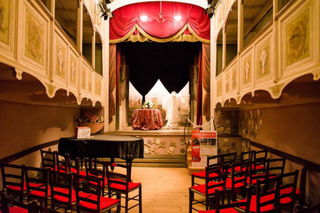 All in Italy: the seven smallest, most wonderful theaters in the world  | Italia Mia | Scoop.it