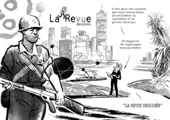 Où en est la BD numérique ? Zoom sur La Revue dessinée | Veille sur la bande dessinée pour tous | Scoop.it
