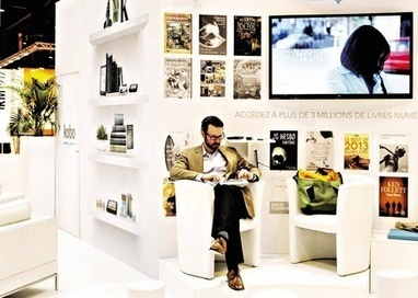 Numérique : « La lecture ne change pas avec le support »- Ecrans | Evolutions des bibliothèques et e-books | Scoop.it