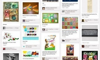 The Teacher's Quick Guide To Pinterest | Using Apps and Social Media in Education | Scoop.it