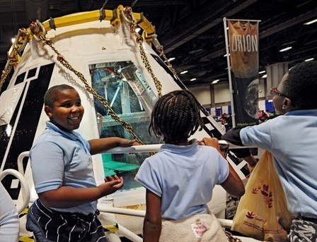 National science fair aims to breathe new life into science and math for kids   Education-Caitlin   Scoop.it