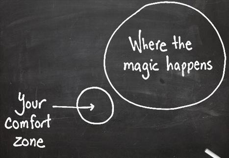 Comfort Zone   creativity   Scoop.it