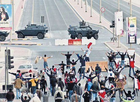 Opposition, Human Rights Groups Condemn #Bahrain Sentences | #VivaBahrain! | Scoop.it