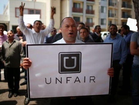 PiggyBlog: From the sharing economy to some slippery monopoly #UberGate | Peer2Politics | Scoop.it