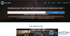 Point MP3 : un nouvel outil en ligne pour convertir les vidéos de Youtube en MP3 ~ Freewares & Tutos | Le francais comme langue internationale | Scoop.it