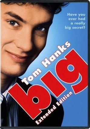 Poddys Rambles On: My Favorite Tom Hanks Movies - Big | Movies And Actors | Scoop.it