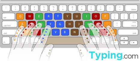 Typing Games - Typing.com | Informācijas tehnoloģijas | Scoop.it