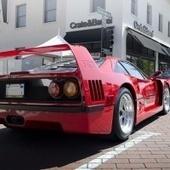A Dubaï, les voitures de luxe sont abandonnées sur les parkings   Slate   Revue de presse hétéroclite...   Scoop.it