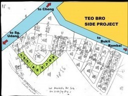 FREEHOLD | Tanjung Minyak | Industrial Land | Find Melaka Property | Scoop.it