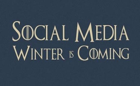 La guerre des réseaux sociaux façon Games of Thrones | Communication | Scoop.it