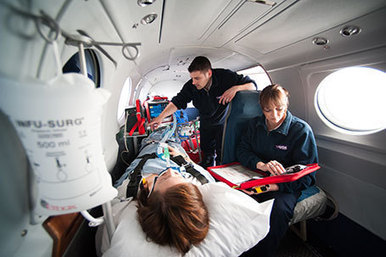 English providers passed by CQC | Waypoint AirMed and Rescue Magazine | Medicolegal Aspects of Aeromedical Evacuation | Scoop.it