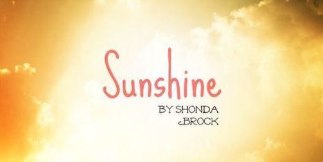 Sunshine: A Short Summer Romance | For Lovers of Paranormal Romance | Scoop.it