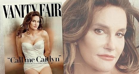 Une femme est née: Bruce Jenner devient Caitlyn et Twitter chante une nouvelle Nativité | Wakefulness | Scoop.it