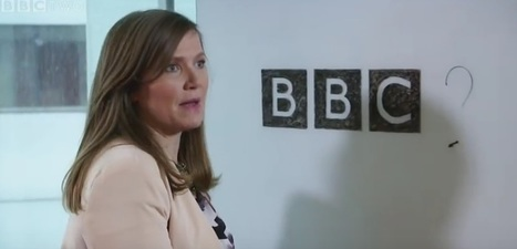 How the BBC's Own Satire Predicted the New BBC Three Logo | FutureSocial | Scoop.it