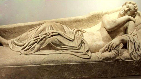 Ancient Roman 'Sleeping Beauty' Statue Heading Home After Being Seized By ... - CBS Local | Ancient History | Scoop.it