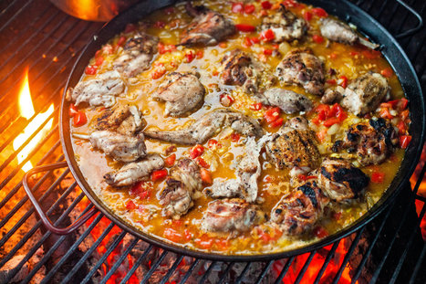 Paella, by Land and Sea | The Butter | Scoop.it