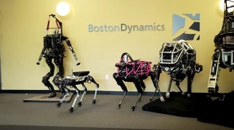 Boston Dynamics impressionne avec le robot-domestique SpotMini | Une nouvelle civilisation de Robots | Scoop.it