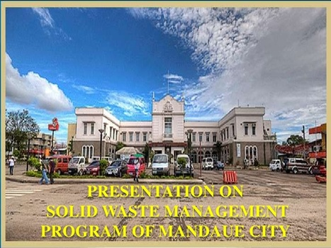 """Mandaue to teach students on proper garbage disposal (""""start them young"""") 