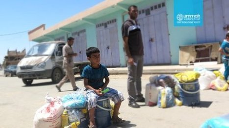 Appeal to help our brother and sister of Iraq | Online Charity | Scoop.it