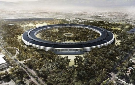 8 Curiosidades del Apple Campus 2 que Quizás no Conozcas | I didn't know it was impossible.. and I did it :-) - No sabia que era imposible.. y lo hice :-) | Scoop.it