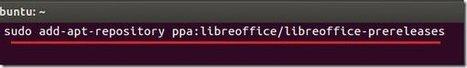 LibreOffice 4.0 Alpha 1 Released: Install It in Ubuntu 12.10 (Quantal ... | TDF & LibreOffice | Scoop.it