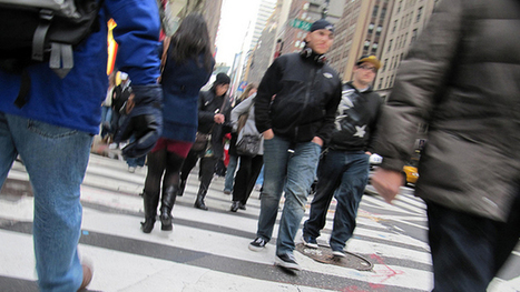 The First-Timer's Urban Survival Guide: How to Be Prepared in the City | Urbanisme | Scoop.it
