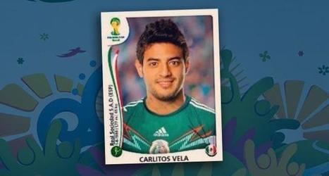 Carlos Vela sí va al Mundial - El Universal | Mundial Futbol | Scoop.it