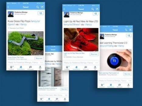 Twitter prépare t-il l'arrivée d'un service d'achat intégré ? | affiliation | Scoop.it