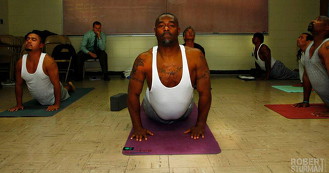 How Yoga Can Help in California's Overcrowded Prisons | Semiotic Adventures with Genetic Algorithms | Scoop.it