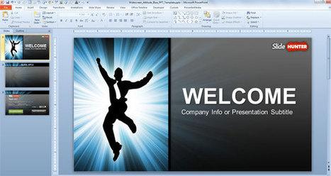 SlideHunter: Miles de Plantillas Gratis para Presentaciones PowerPoint | Pedalogica: educación y TIC | Scoop.it