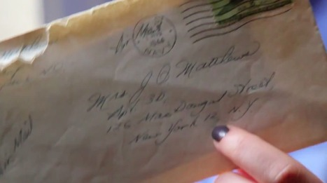 Short Film Shows What Happens When a Letter from World War II ... | Interesting thoughts | Scoop.it